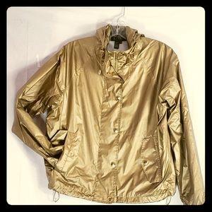 💛🌟💛 Gold Ralph Lauren wind breaker!!